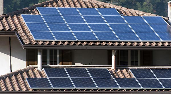 Paneles Solares Residencial