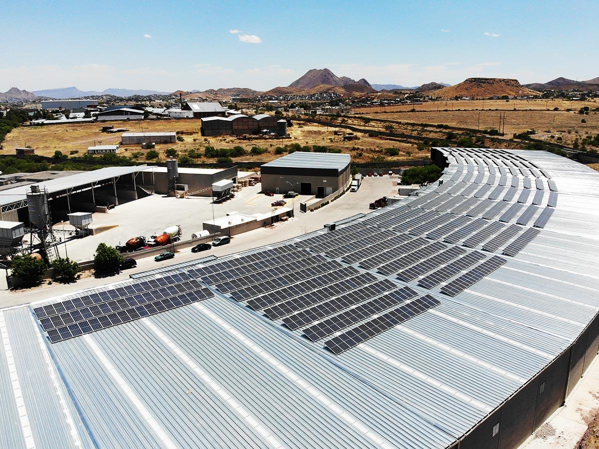 Paneles Solares Comercial